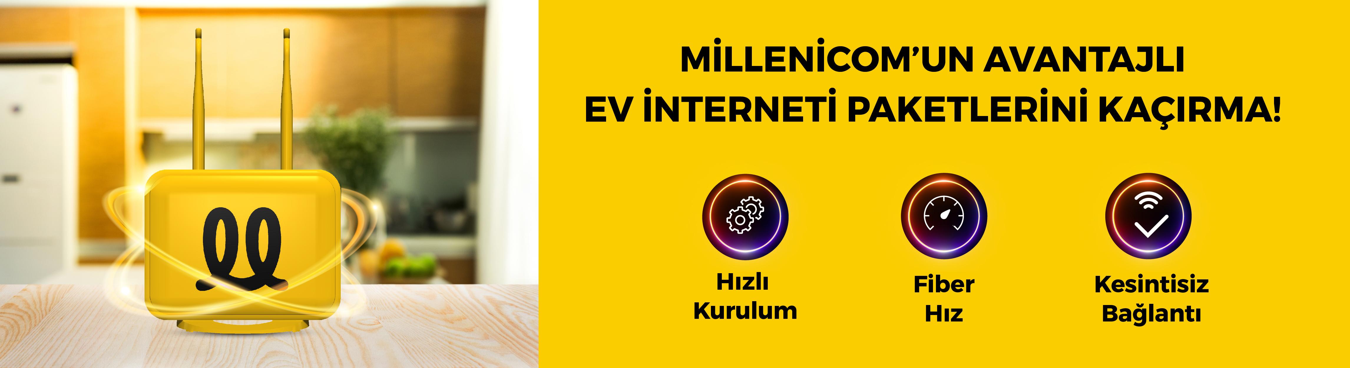 Evde İnternet
