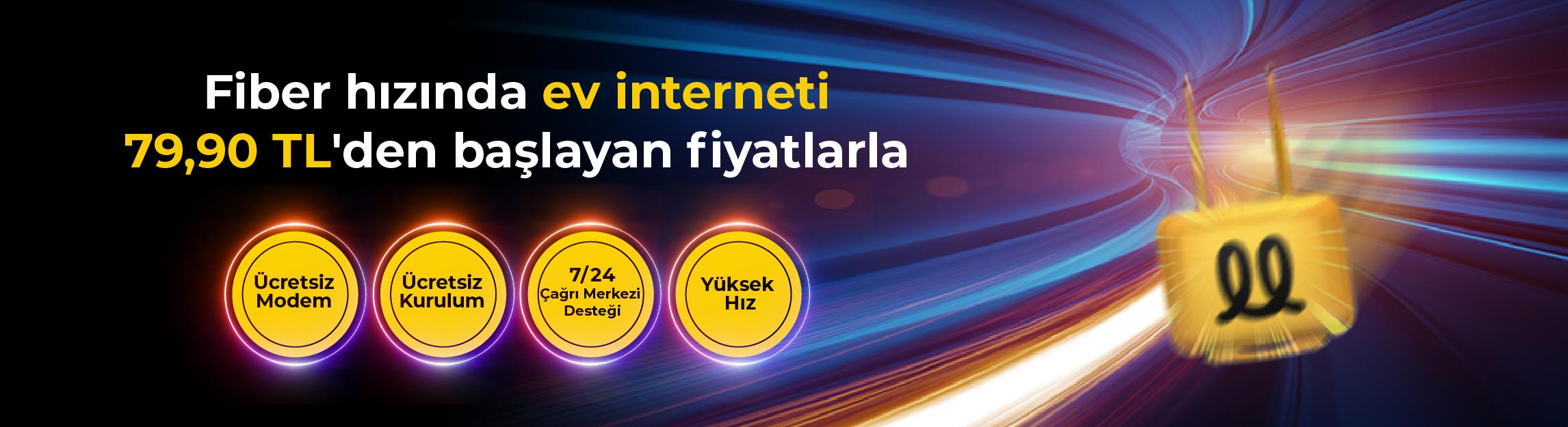 Fiber İnternet